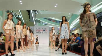 Asian Fashion Week 2014 di Surabaya