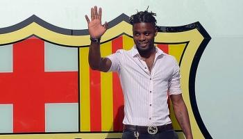 Alex Song Dipinjamkan ke West Ham