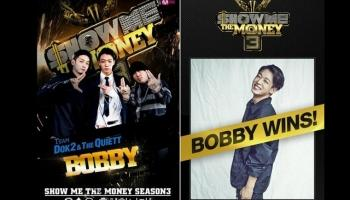Trainee YG Entertainment, Bobby Menangkan 100 juta Won