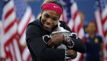 Serena Williams Juara AS Terbuka