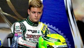 Schumacher Jr Juara Kedua Karting Jerman