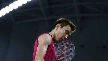 Lee Chong Wei Terindikasi Doping
