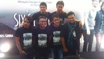 I Got Your Back, Album Koalisi Enam Gitaris