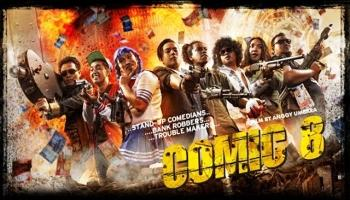 Comic 8: Casino Kings, Casino, Ledakkan Mobil dan Helikopter