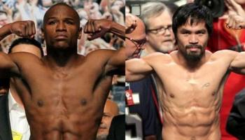 Manny Pacquiao-Floyd Mayweather Siap Tempur