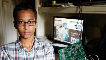 Cool Clock, Ahmed!