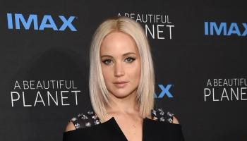 Jennifer Lawrence Rehat