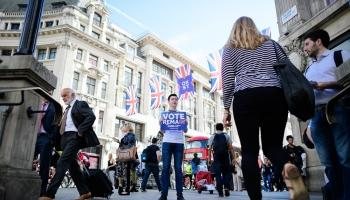 Brexit: Texts, Lies and Videotapes