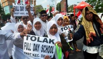PCNU Tulungagung Tolak Full-Day School