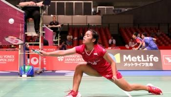 Gregoria Pertajam Penampilan Demi Asian Games