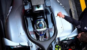 Hamilton Start Terdepan di Grand Prix AS