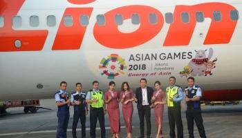 Lion Air Group Dukung Asian Games