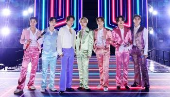 BTS Raih Nominasi Grammy Awards 2021