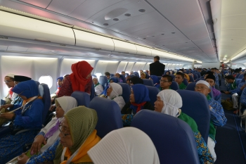 Lion Air Buka 11 Rute Penerbangan Umrah
