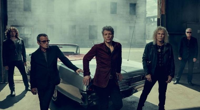 Bon Jovi Masuk Nominator Rock & Roll Hall Of Fame