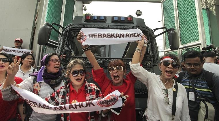 Arsul: Vonis Ahok Jangan Trial by The Press