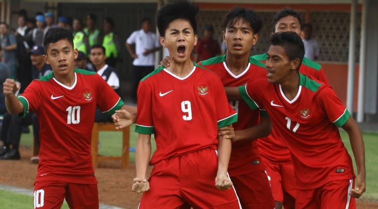 Garuda Asia Optimistis Menang