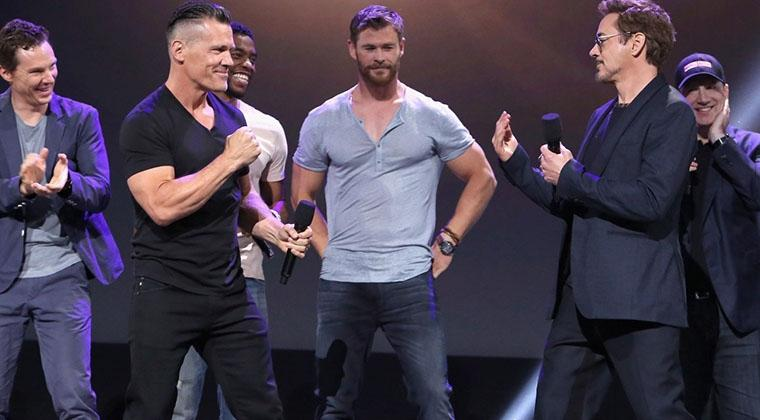 Marvel Gelar Pesta The Avengers