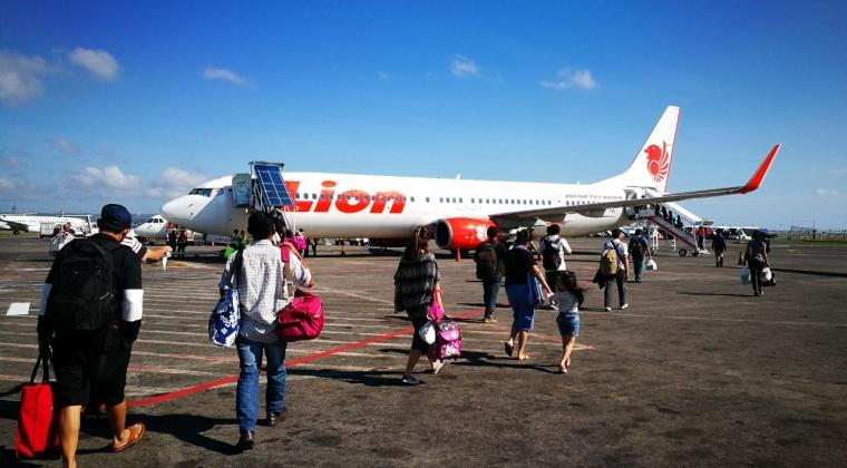 Pesawat Boeing 737-900ER ke 185 Lion Air Group Segera Tiba