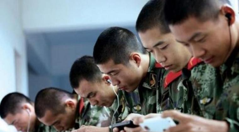 Candu Game Menyasar Tentara China