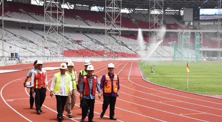 Laksanakan secara Serius Asian Games 2018
