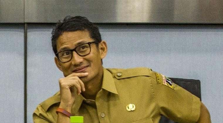 Sandiaga Dorong Percepatan Venue Asian Games