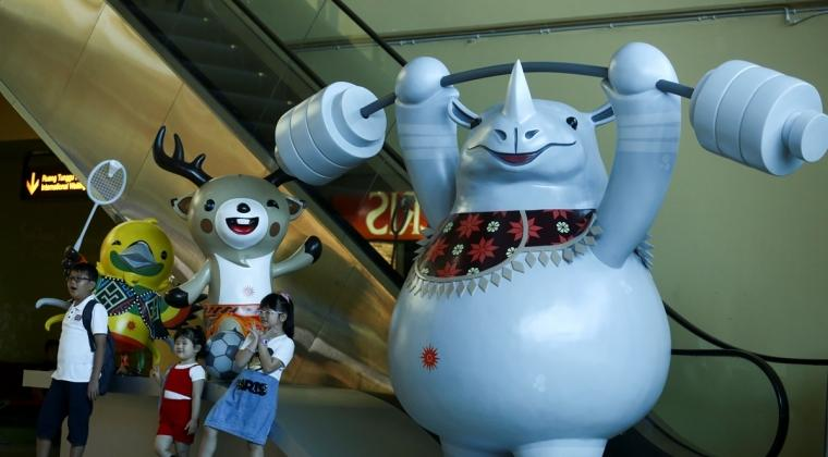 Anekdot Tiga Maskot Asian Games 2018