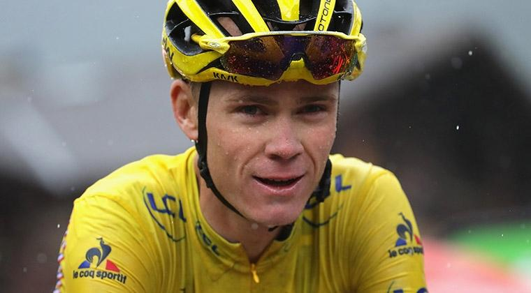 Stamina Chris Froome Dipertanyakan