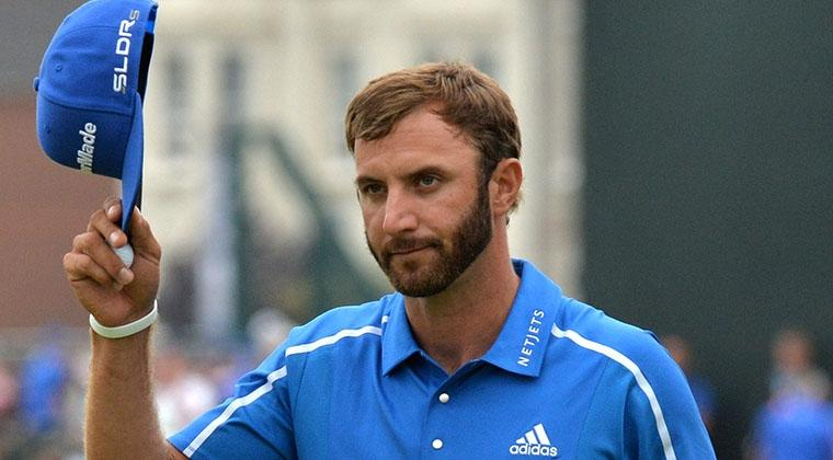 Petaka Dustin Johnson di WGC
