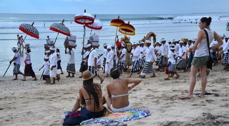 Bali Destinasi 'New Year' Favorit