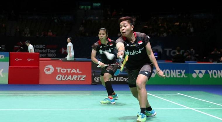India Open 2019, Greysia-Apriyani Lolos ke Final