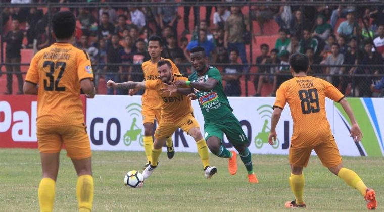 PSMS Medan Optimistis Lolos Zona Degradasi