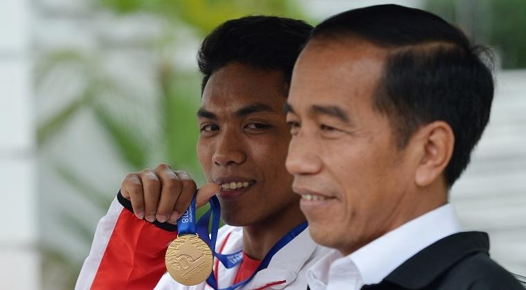 Zohri Janji Berjuang Optimal di Asian Games