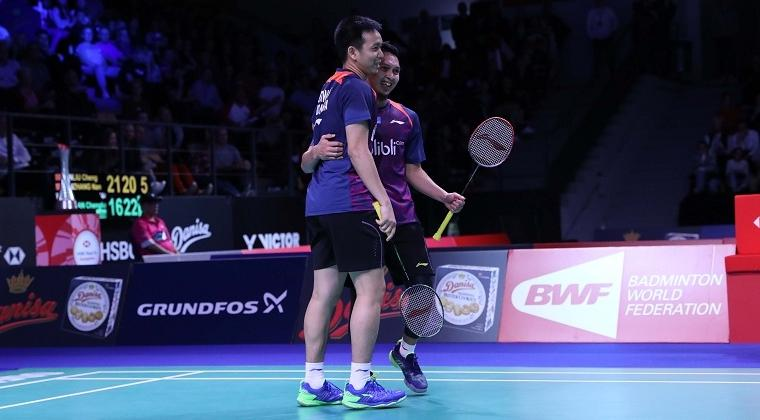 The Daddies Rebut Tiket Perempat Final Hong Kong Open 2019