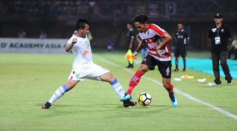 Madura United Libas Persela 2-1