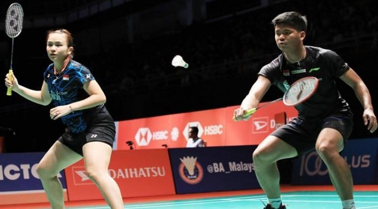 Praveen/Melati Melaju ke Final New Zealand Open