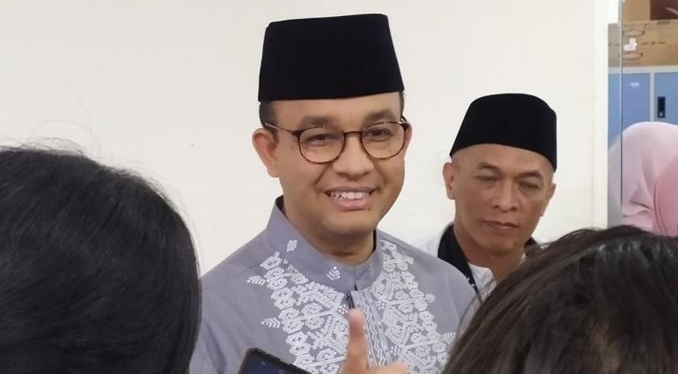 Silaturahmi Virtual Ala Anies Baswedan
