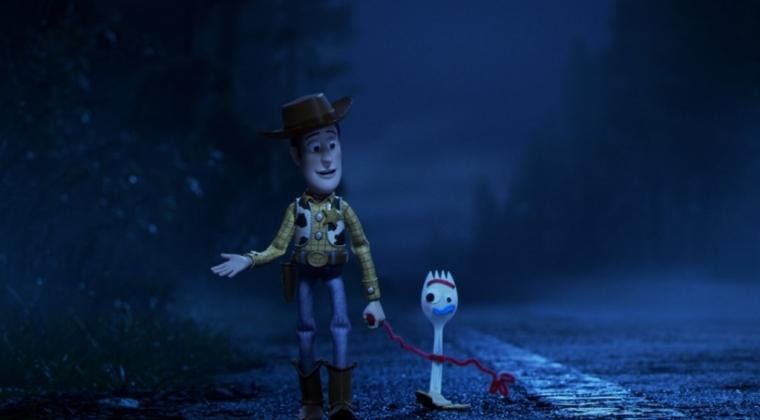 Woody & Forky Teratas di Box Office