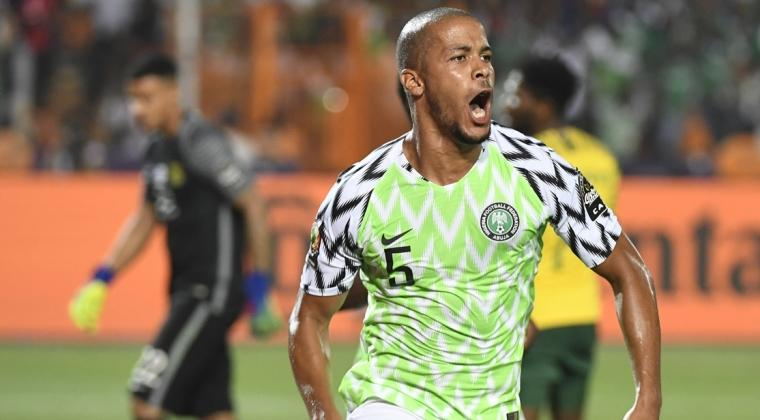 Momen Impian William Troost-Ekong