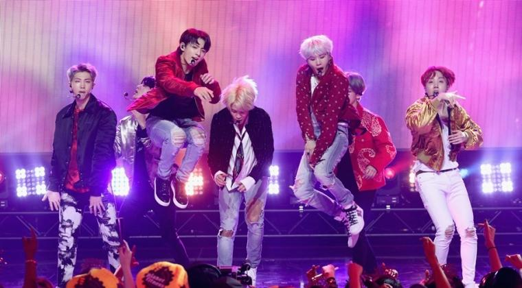 BTS Buka Toko Pop-up Eksperimental di Seoul