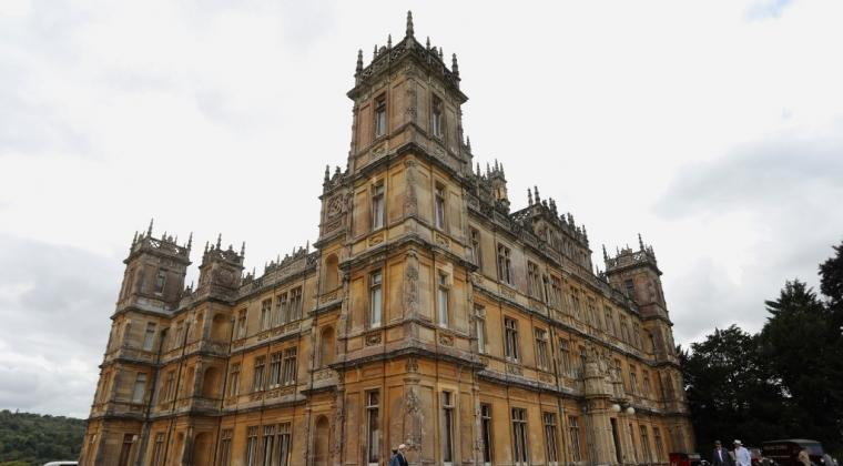 Impian Bermalam di Kastil 'Downtown Abbey'