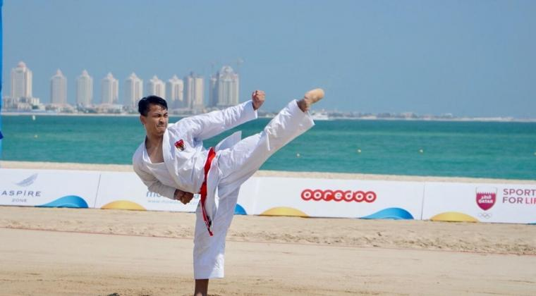 Indonesia Mundur Bidding World Beach Games