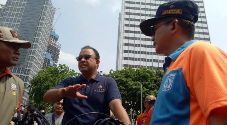 Anies Ingin Ubah E-Budgeting