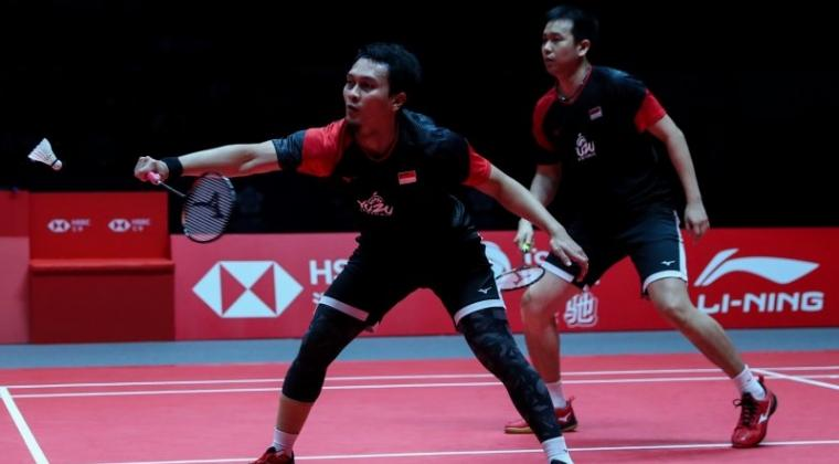 Final BWF World Tour, Wakil Indonesia Siap Tampil Maksimal