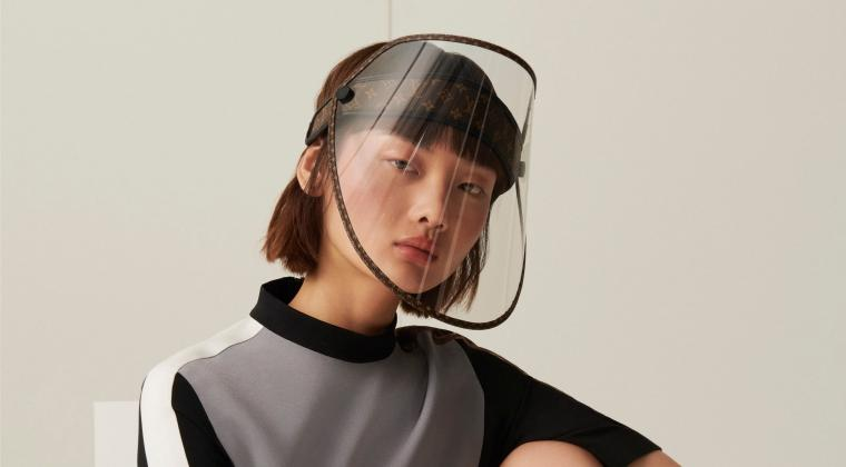 Louis Vuitton Rilis Face Shield Mewah